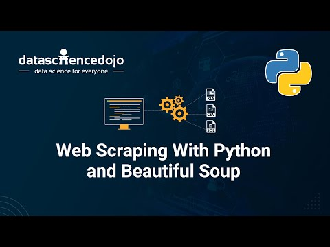 Introduction To Web Scraping (with Python and Beautiful Soup)