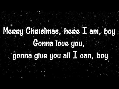 Ariana Grande - December (Christmas & Chill) (Lyrics)