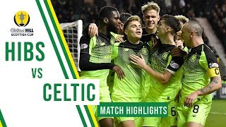 Hibernian 0-2 Celtic | Belters from Forrest and Brown send Neil Lennon's Celts to Semi-finals!