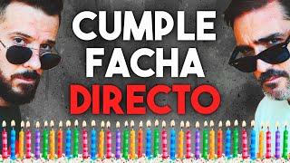 🔴 DIRECTO   CUMPLE FACHA con amigos   Un Murciano Encabronao, InfoVlogger, Una Alienada, USDL y más