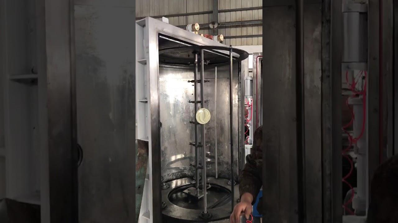 Vacuum Metallizing Coating Machine - PVD Thermal Evaporation Machine