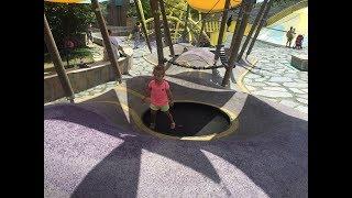 Vlog | Yaz'la Zorlu Center Parkına Gittik | Merve'yle Yaz