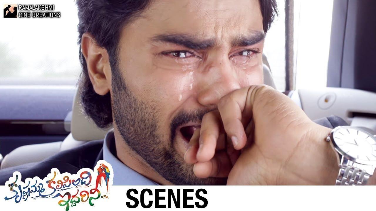 Download Sudheer Babu Best Emotional Performance | Krishnamma Kalipindi Iddarini Movie Scenes | Nanditha Raj