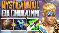 RUN FOR YOUR LIVES! Cu Chulainn Jungle Gameplay (SMITE Conquest)