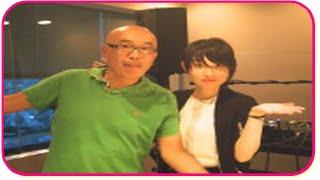 ピストン西沢さんのラジオ番組にゲスト。2回目ですでに西沢さんに好か...