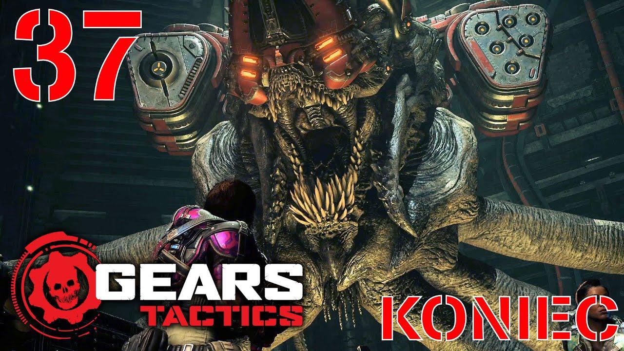Gears Tactics [PL] #37 Hydra - III Boss [KONIEC]