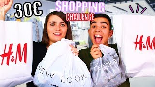 $30 OUTFIT CHALLENGE ?!! Jonathan Et Amandine