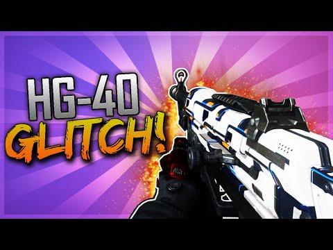 FREE HG40 GLITCH! Black Ops 3: How To Get HG-40 For Free GLITCH! (BO3 FREE HG40 - MP40 Glitch)