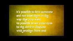 Dub FX - Love Someone Lyrics