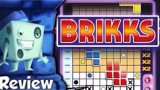 Brikks Review - with Tom Vasel