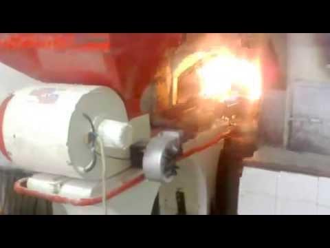 Bruciatore a pellet per forni pizza doovi for Bruciatore a pellet per forno