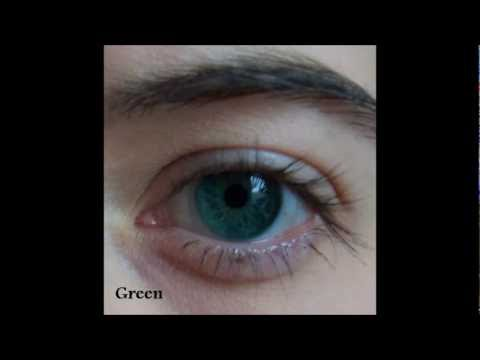 20a408a5006ee Acuvue 2 colours Green (Enhancers) - YouTube