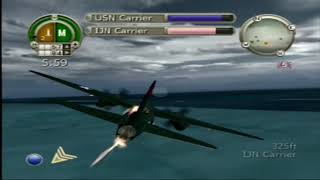 PS2 Heroes of the Pacific Online Multiplayer Scratch One Flat Top Gameplay
