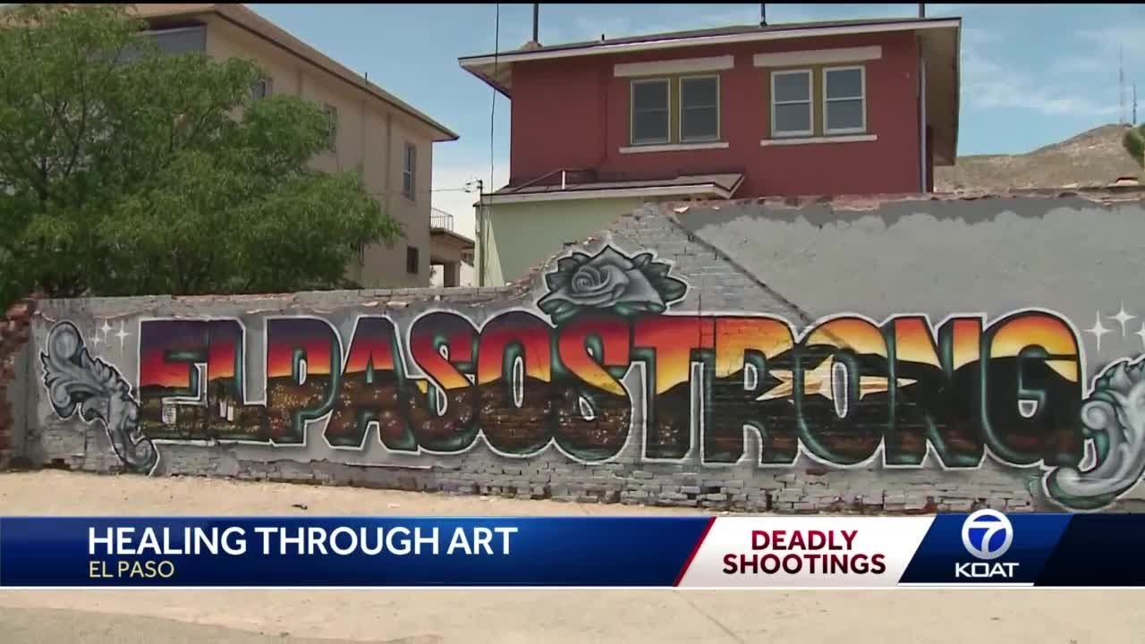 Image result for el paso strong mural