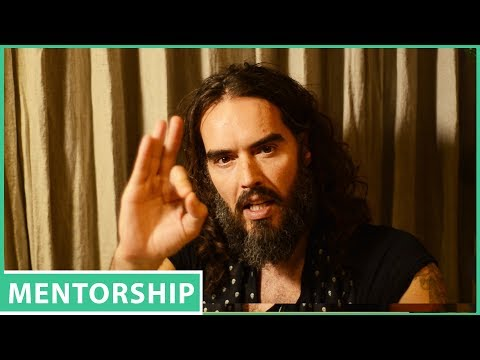 Russell Brand's New Year Resolution!