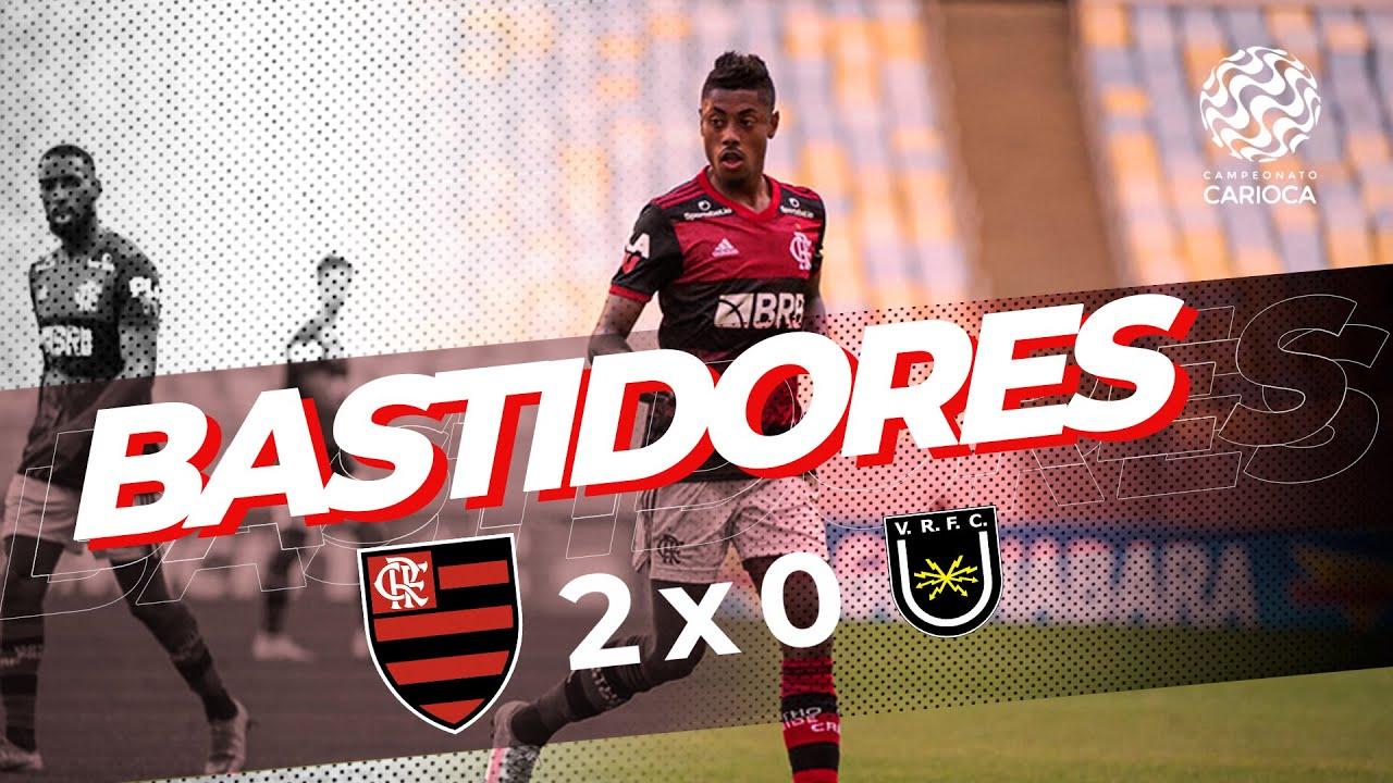 Bastidores - Flamengo 2 x 0 Volta Redonda