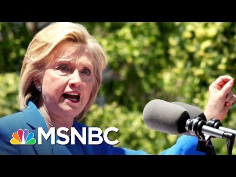 Shattered: Authors Share The Story Behind Hillary Clinton's Loss | The 11th Hour | MSNBC