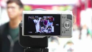 SONY LA-EA2 адаптер дял фотоаппаратов NEX.flv(Объектив с байонетом A: быстрая автофокусировка (цифровые зеркальные фотокамеры и фотокамеры с технологией..., 2011-12-15T14:11:46.000Z)