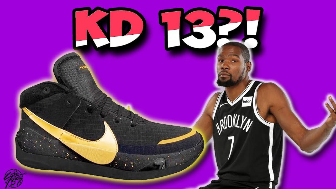 Nike KD 13 LEAK?! Kevin Durant
