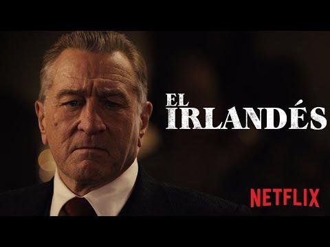 El irlandes trailer final