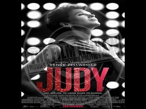 'JUDY' MOVIE REVIEW | #TFRPODCASTLIVE EP134 | LORDLANDFILMS.COM