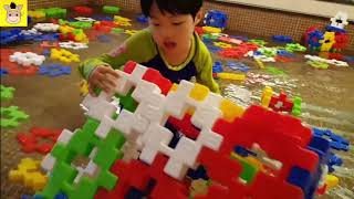 Indoor Playground Family Fun Play Area for Kids & Children in Water Park | MariAndKids Toys