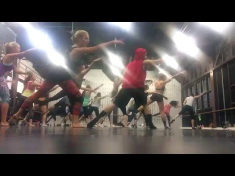 Carol of the Bells - Pentatonix - Lyrical Dance by Dale Pope