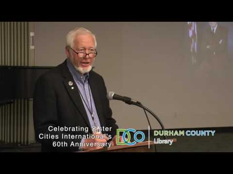 Celebrating Sister Cities International's 60th Anniversary
