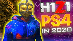 H1Z1 PS4 IN 2020 - IT STILL HAS POTENTIAL