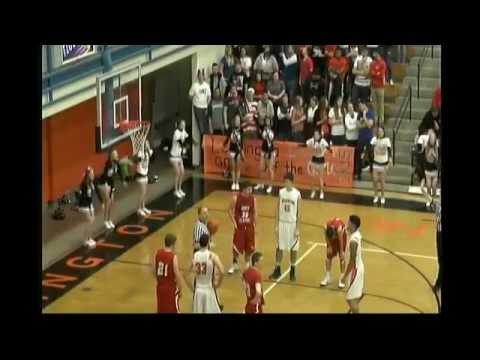 Boy's High School Basketball - East Clinton @ Wilmington 02-10-2015