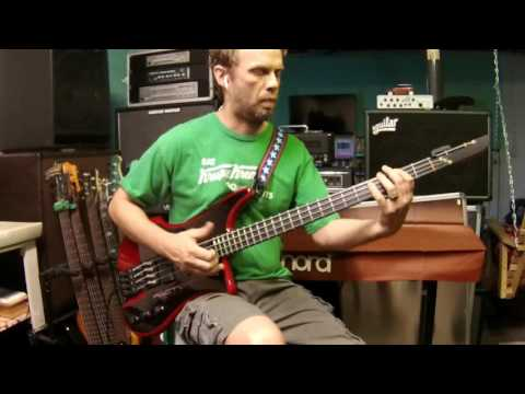 When Problems Arise - Fishbone (Norwood Fisher) bass cover