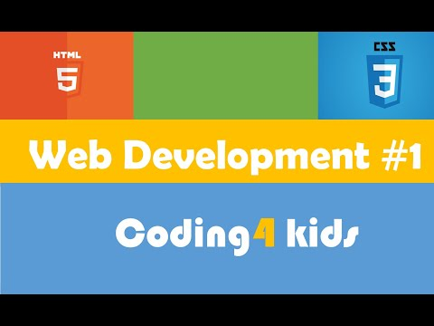 Web Development Series On CSS And HTML #1