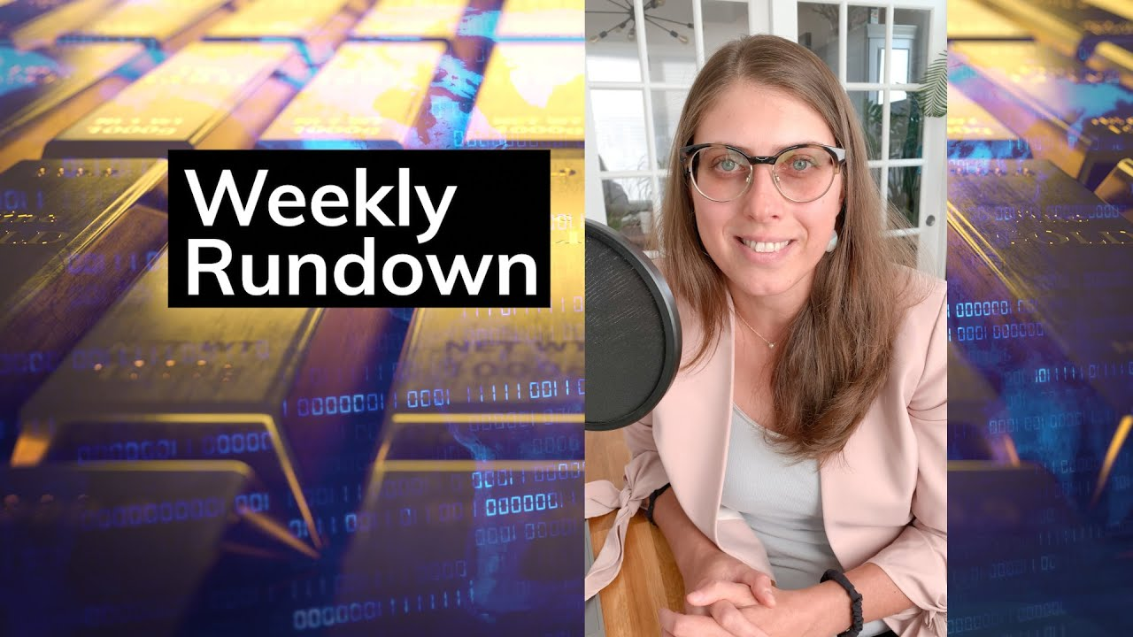 Gold's roller coaster ride: Bracing for price bottom and what's next — Weekly rundown