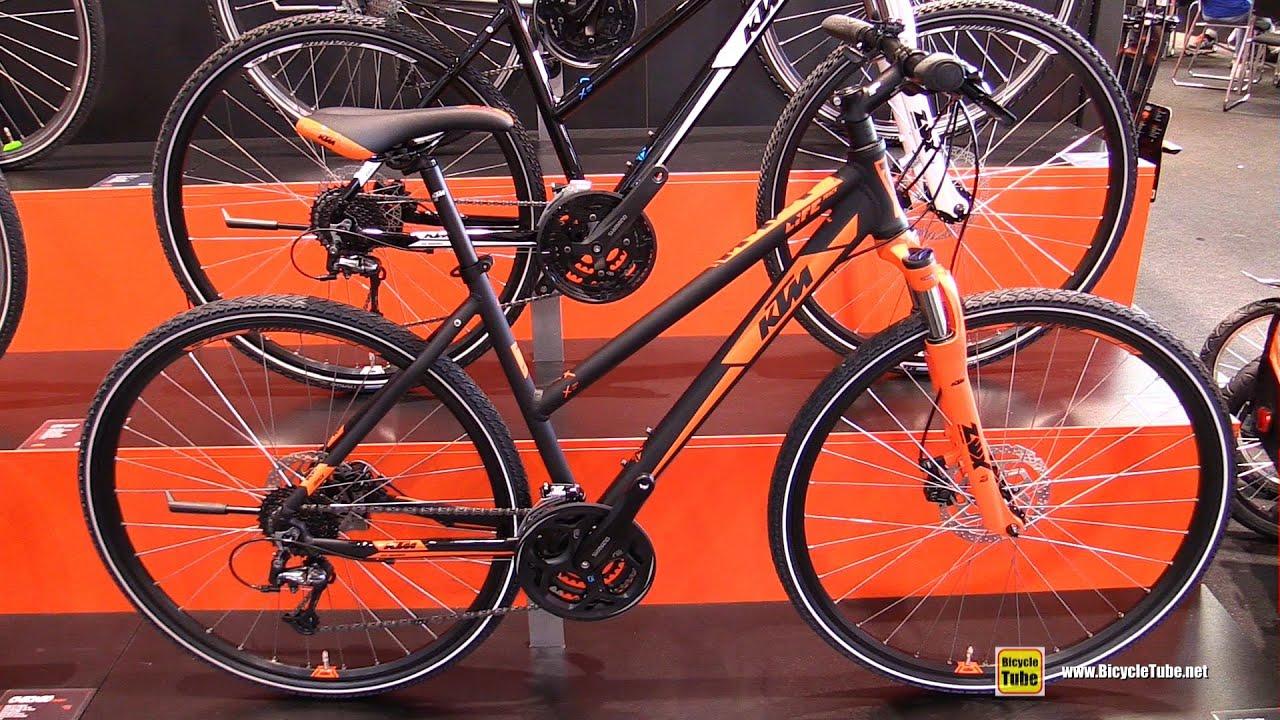 2016 ktm life track bike - walkaround - 2015 eurobike - youtube