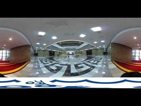 [VR360] 태권V나온다는 국회의사당 지붕 안쪽을 공개합니다
