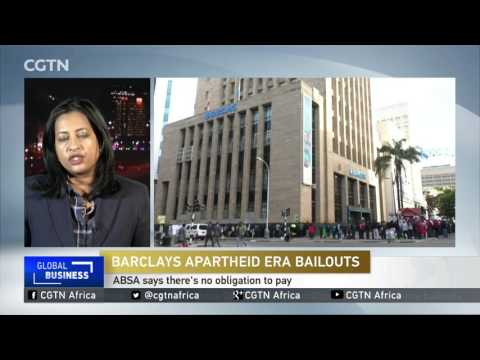 Barclays Bank fined $86 million for apartheid-era bailout
