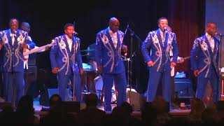 Working My Way Back To You (Live) - The Spinners - Oakland, Yoshi's - November 26, 2017