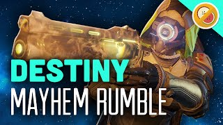 Destiny Mayhem Rumble - The Dream Team (Funny Gaming Moments)