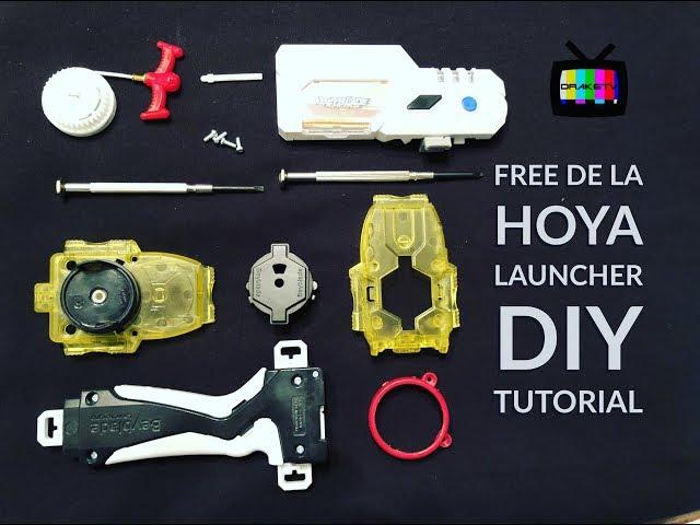 How to Make Free de la Hoyas Bey Launcher