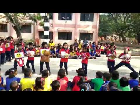 Special Morning Assembly Programme by Class I B - Video
