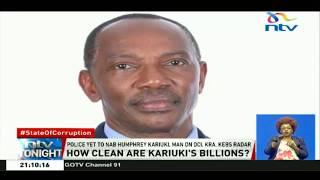 Police yet to nab Humphrey Kariuki, man on DCI, KRA, KEBS radar