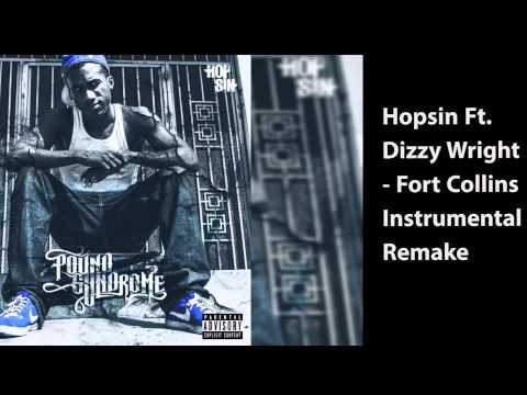 Hopsin Ft.Dizzy Wright - Fort Collins Instrumental Remake