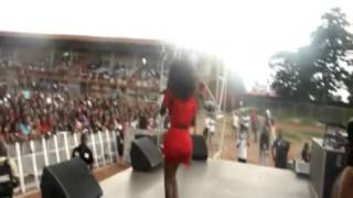 DENCIA LIVE PERFORMANCE AT 2 FACE AND FRIENDS CAMPUS TOUR UNIBEN MAY 9TH 2013 IN BENIN CITY NIGERIA