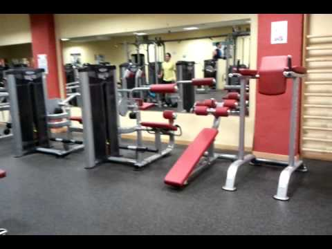 equipamiento gimnasio ciudad jardin solude equipment