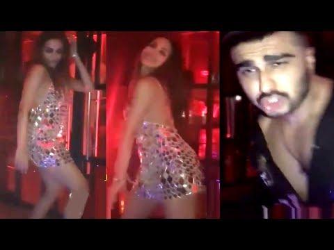 Malaika Arora Khan Drunk Dance Video With Boyfriend Arjun Kapoor At Her Birthday Party