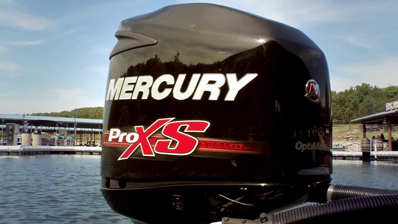 Mercury's OptiMax Pro XS for 2013 - The Next Bite Season #9 - 901RD