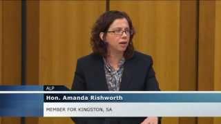 Amanda Rishworth MP: Essentials for Women Speech