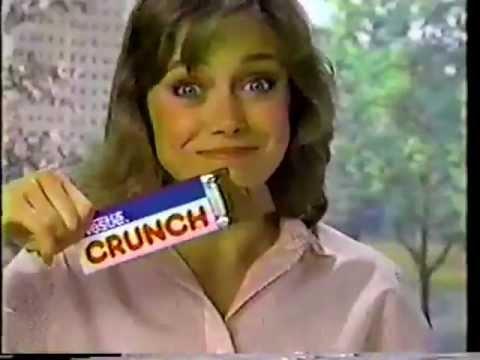 Harvest Crunch Commercial 1980s Crunch Bar Commercial