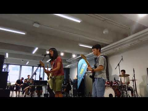 Last Resort-Don't Go Back (2017 Hong Kong Asia Pacific Youth Band Soud Competition)