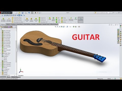 solidworks-tutorial-how-to-make-guitar